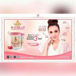 K-COLLY Sweet 17 - 830gm