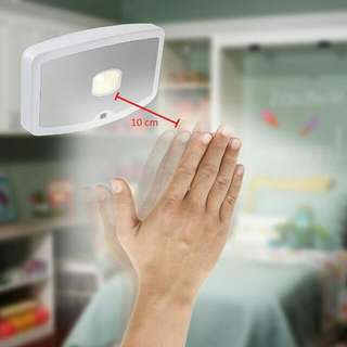 Cordless LED Light with Gesture Control (Wave to turn On/Off)