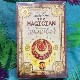 📖 The Magician 🎩- The Secrets of the Immortal Nicolas Flamel
