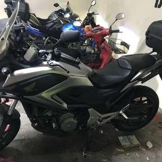 Honda NC700 for sale