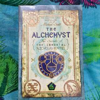 📖 The Alchemyst - The Secrets of the Immortal Nicolas Flamel