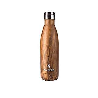 Insulated Mana Stainless Steel Reusable Water Bottle