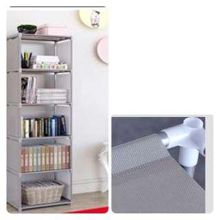 6Tier /5 Slots Cabinet / Rack or Shelf