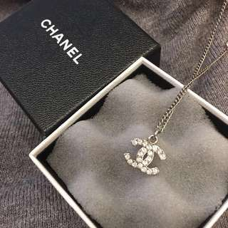 Chanel Necklace 齊石 16吋頸鏈