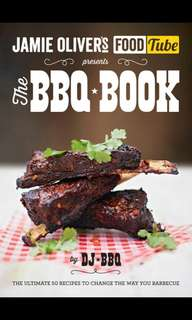 The BBQ Book Jamie Oliver