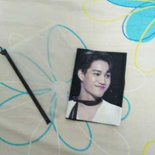 KIM JONGIN REFLECTION SLOGAN (EXO KAI)