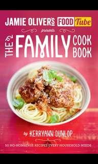 Jamie Oliver The Family Cookbook