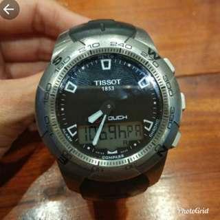 Tissot T Touch 2 Titanium Authentic