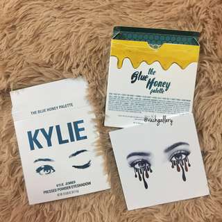 SALE❗️Instock Blue Honey Kylie Kyshadow Palette 💯% Authentic