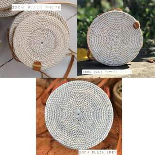 PRE-ORDER RATTAN BAGS FROM BALI