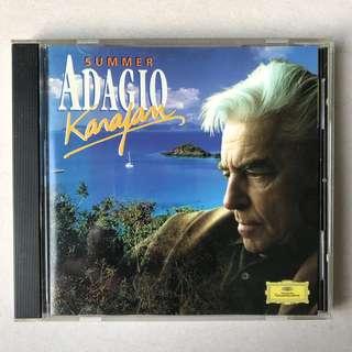 Summer Adagio Karajan DG 457127-2