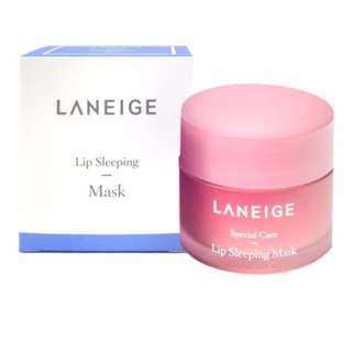 BNIB Laneige Lip Sleeping Mask (20g)