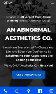 Bust Enhancement at Only Aesthetics