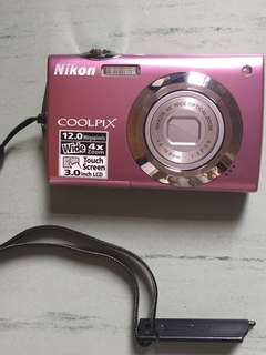 Nikon Coolpix S4000 Digital Camera數碼相機