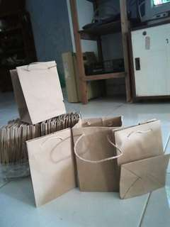 Paper Bag Polos