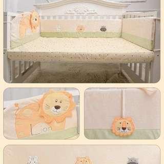 Baby Cot Bumper/side protectors