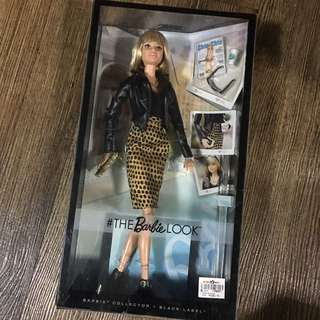 The Barbie Look Black Label in Black Jacket