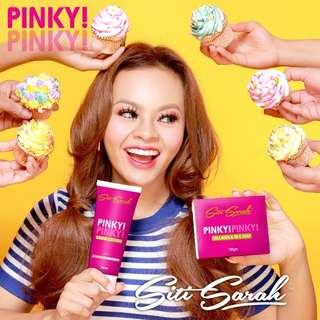 Pinky Pinky Snow Lotion By Siti Sarah