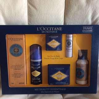 L'occitane Gift Set - BN Precious range
