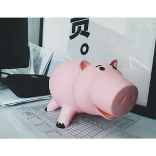 玩具總動員火腿豬存錢桶