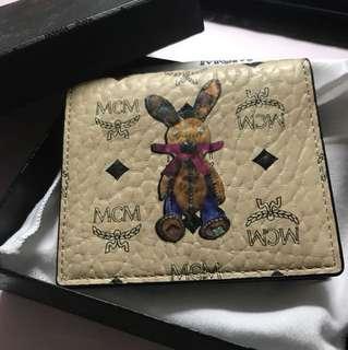 BNIB Authentic MCM Wallet