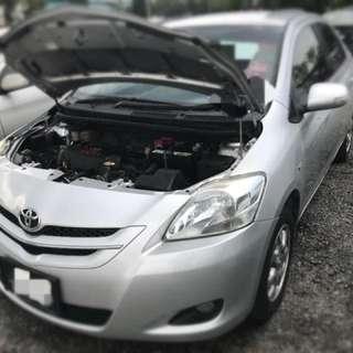 Toyota Vios 1.5 E Spec Auto Tahun 2009