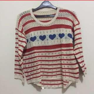 Sale!!! Vintage Knit Sweater