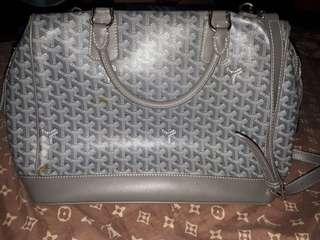 Authentic Goyard Doctor Bag