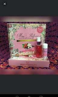 Molly's Beauty Miss V Perfume (New Fragrance) - 60ml