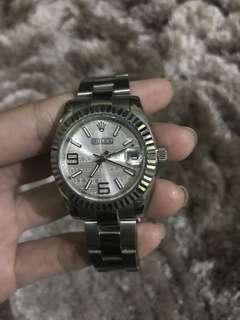 Rolex silver kw super