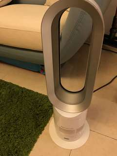 Dyson Hot+Cool Fan AM05 冷暖 風扇 銀白