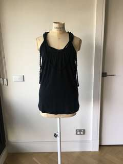 Size Small Black Witchery Top
