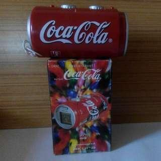 可口可樂罐收音機