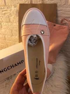 Longchamp Flats