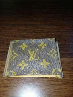 Ultra Rare Louis Vuitton billfold wallet.