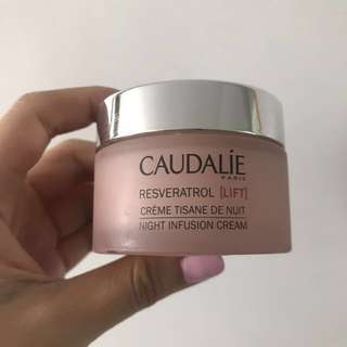 Caudalie Resvératrol Lift Night Infusion Cream