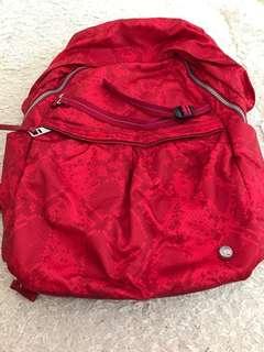 Lululemon backpack ordered from US website