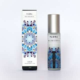FLORA REMEDIA ★Calm treatment 10mL Autralian natural perfume