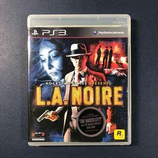 L.A. Noire - PS3 (Region 3)