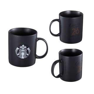 🇹🇼Starbucks 黑20經典杯