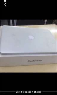 Sell to us all your used /spoilt macbook for cash