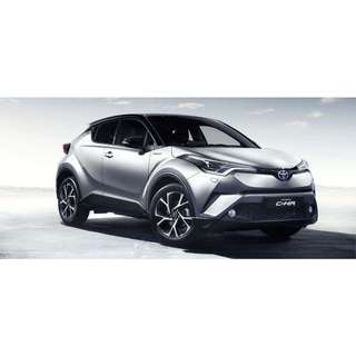 Toyota Brand New CHR