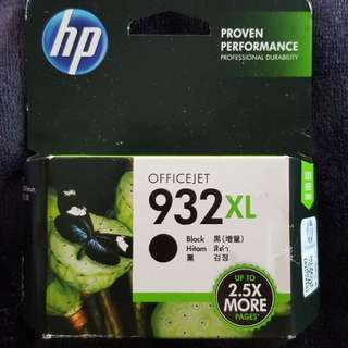 HP OFFICEJET 932XL BLACK PRINTER INK CARTRIDGE