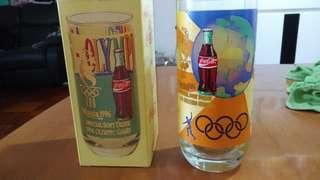 1996 雅典奥運可口可樂紀念玻璃杯