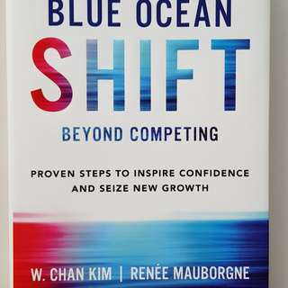 Blue ocean shift - beyond competing