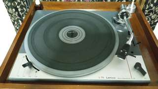 Lenco L-75 turntable