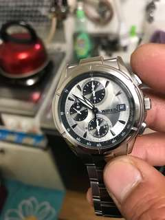 WIRED CHRONOGRAPH by SEIKO