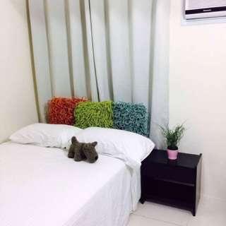 Green Residences - 1 Bedroom @ La Salle University, Taft Mana