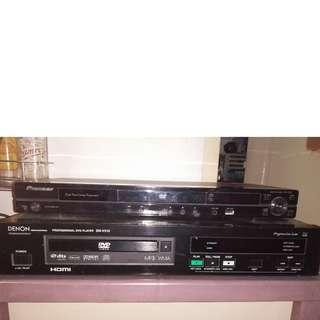 Denon Professional DVD Player DN-310