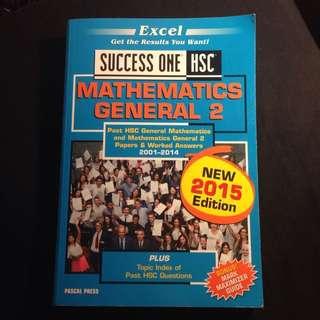 Excel Mathematics Gen2 2015 Edt